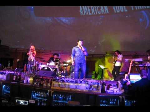 Lonestar,I'm All Ready There performed by American Idol Finalist Lou Gazzara
