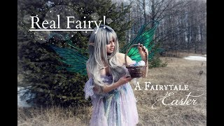 FAIRY VIDEOS: Real Fairy Caught on Camera in Real Life ♥ EASTER EGG HUNT #Fairies The Magic Crafter