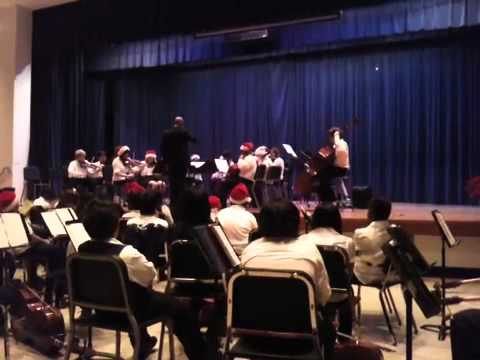 Spring Forest Middle School Orchestra Christmas Concert