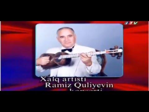 Ramiz Quliyev Bilmedin Suleyman Qasimov Turk sazi