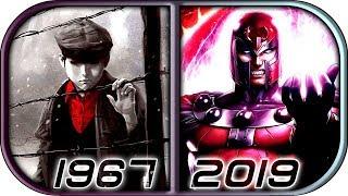 EVOLUTION of MAGNETO in Cartoons and Anime (1967-2019) Magneto Cartoon scene X-Men Anime 2019 2020