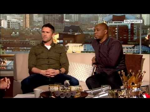 Robbie Keane on Euro 2012 - Goals On Sunday (26/12/11)