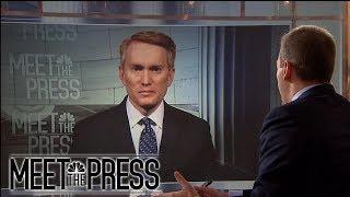 Senator James Lankford: 'The Problem Is Not Owning An AR-15' | Meet The Press | NBC News