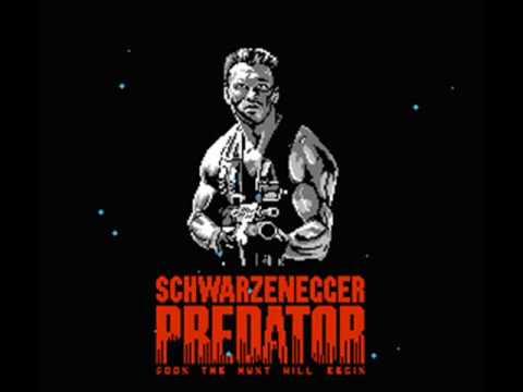Predator NES Title Music
