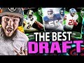 THE BEST DRAFT ON YOUTUBE!!! MADDEN 18 DRAFT CHAMPIONS GAMEPLAY MP3