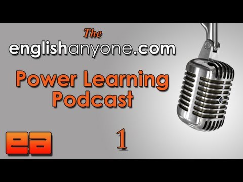 The Power Learning Podcast – 1 – The Problem with Language Forums – Learn Advanced English Podcast