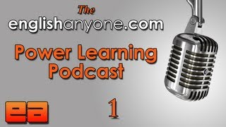The Power Learning Podcast - 1 - The Problem with Language Forums - Learn Advanced English Podcast