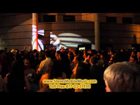 2014 Southeast Polk High School Winter Formal Video Nightclub - Balloon Drop - Confetti