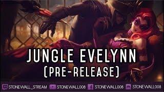 League of Legends - Jungle Evelynn (rework pre-release)