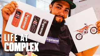 What Will Resell? SUPREME Fall / Winter 2019 | #LIFEATCOMPLEX