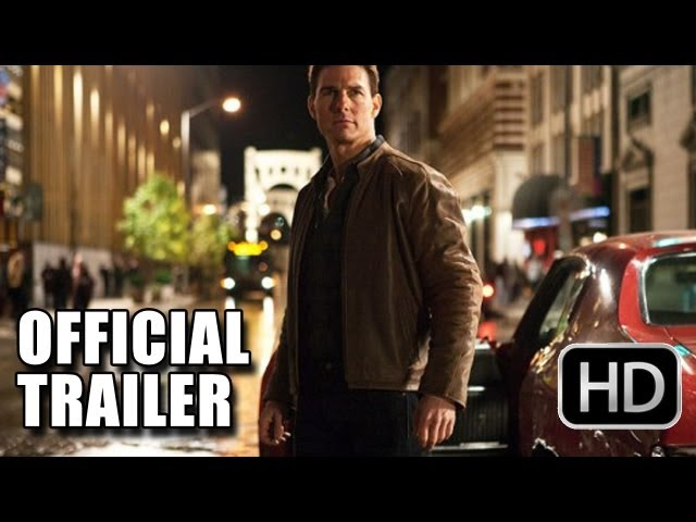 Jack Reacher Official Trailer (2012) - Tom Cruise, Rosamund Pike