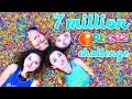 7 MiLLiON ORBEEZ IN OUR SPA Toy Scavenger Hunt Challenge With KamriNoel mp3