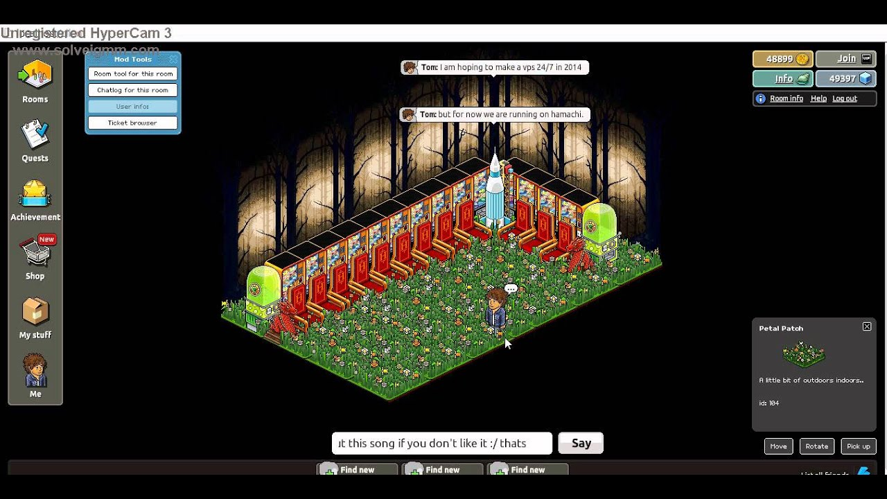 how to make your own habbo retro r63