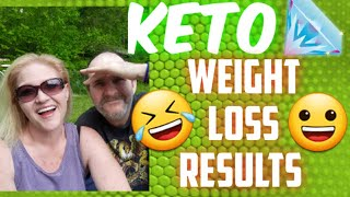 Keto Fun! Weight Loss Results, total carbs, Keto Meals and Daily Vlog 1004