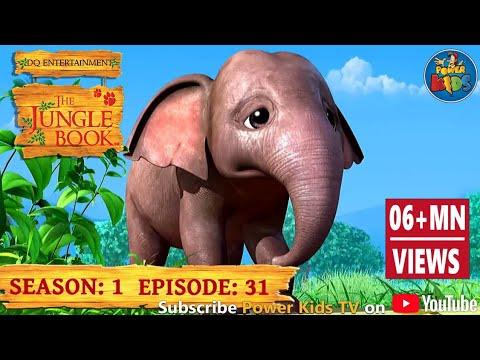 The Jungle Book Cartoon Show Full Hd - Season 1 Episode 31 - Lucky Star video