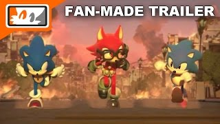 Sonic Forces Tails' Channel Fan-Made Trailer!