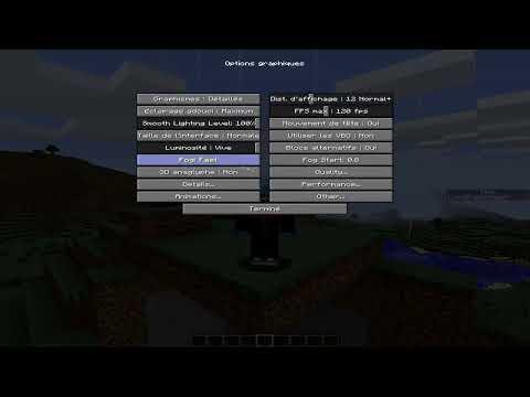 [TUTO] Comment installer Optifine sur Minecraft 1.8.1 ! [FR] [HD]
