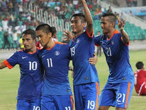 India 3-2 Maldives - All Goals and Full