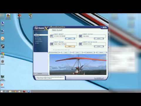 MS Flight Simulator X Runs on Windows 8.1 without Mods