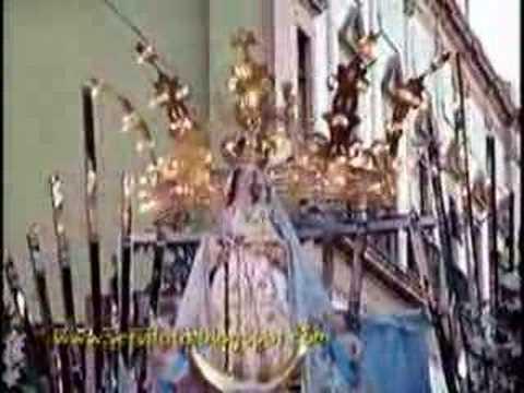 Festejos de la Virgen de La Luz en Salvatierra, Gto. MEXICO