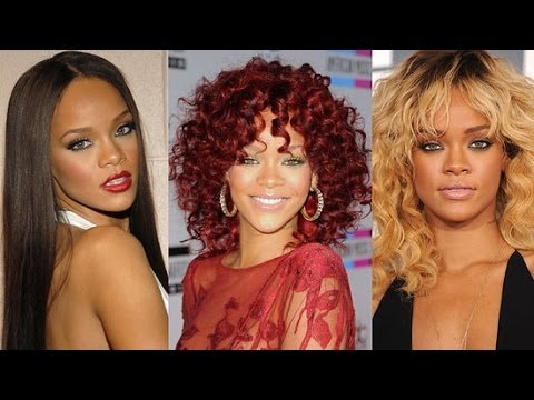 Watch Rihanna's Hair Evolution Before Your Next Salon Trip | Beauty Beat