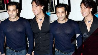 Tiger Shroff to play a double role in Salman Khan's hit film 'Judwa' remake   Bollywood News