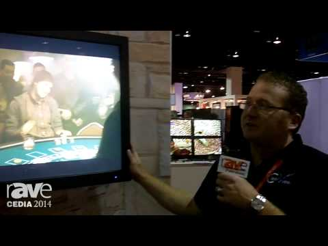 CEDIA 2014: Clear View Innovations Shows Off their Outdoor Television
