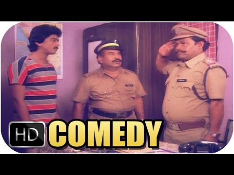 Malayalam Comedy Scenes - Innocent The Policeman ! video