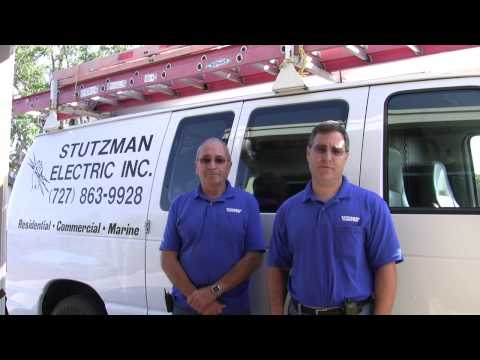 Stutzman Electrical Contractor New Port Richey Florida 727-863-9928 Office