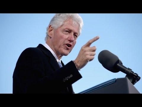 Bill Clinton's future housing plans