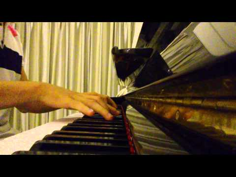 Big Bang - Haru Haru (Freestyle Piano Cover) A.N