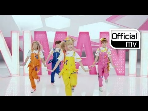 TINY-G(����) _ MINIMANIMO(미���모) MV