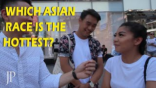 Asking Asian-Canadians Which Asians are the Most Attractive?