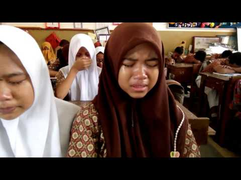 Motivator : SMP IPIEMS SURABAYA KH. A. Yasyak, S.Ag memotivasi Siswa SDN Keputih 245