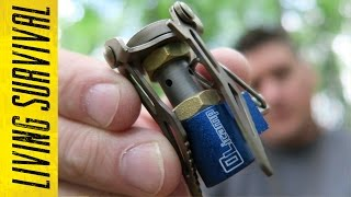 Olicamp Ion Micro Titanium World