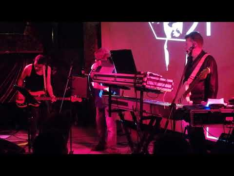 Trisomie 21 - The Last Song @ The Place, St Petersburg, Russia, 23.09.2018