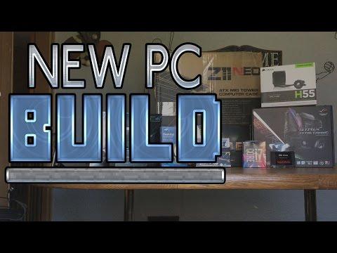 New PC Build - Parts Rundown #iKingsSGC