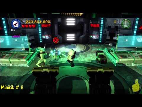 LEGO Star Wars 3: Grievous Intrigue Free Play (All 10 Minikits) - HTG