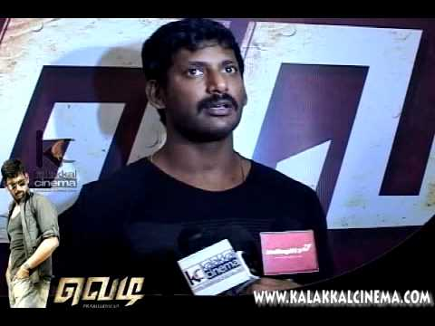 Vedi Movie Press Meet video