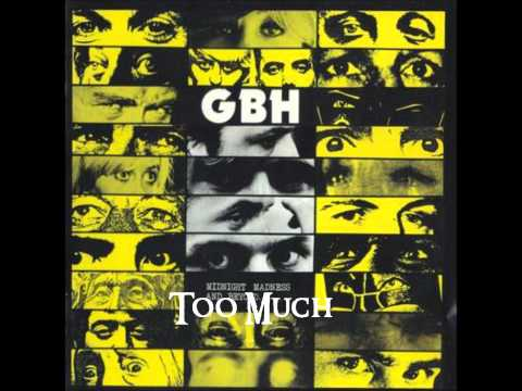 Gbh - Too Much