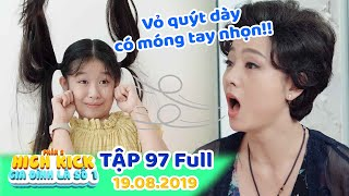 Gia đình là số 1 Phần 2 | Tập 97 Full: Lam Chi làm BẠN THÂN với cô Liễu và cái kết bất ngờ!!