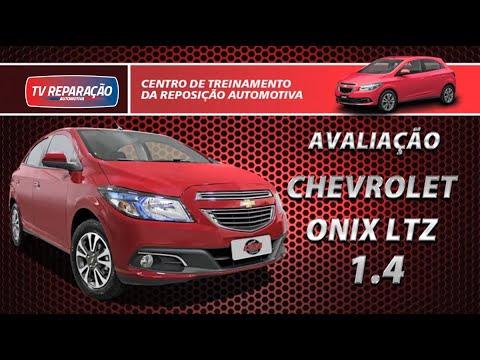 Teste Chevrolet Onix LTZ 1.4 - Avaliação Técnica
