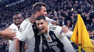 Juventus 1 x 0 Valência - Liga dos campeões melhores momentos