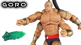 Storm Collectibles GORO Mortal Kombat Action Figure Review
