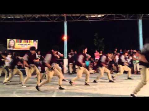 freestyler champion @ Bangyas Calauan, laguna Dance contest