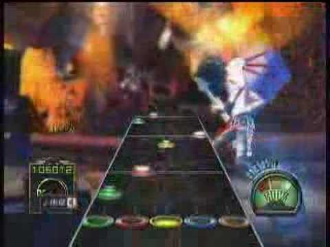 Guitar Hero 3: Eric Johnson - Cliffs Of Dover Expert 5 Stars