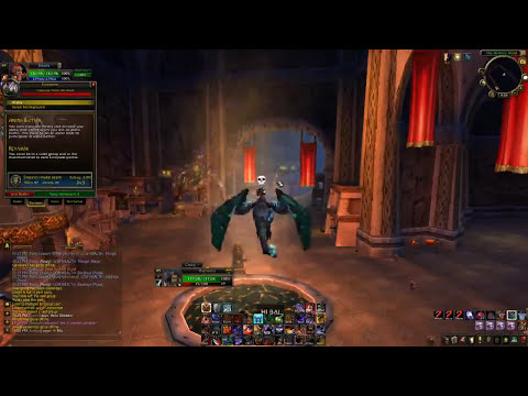 BajheeraStream - WMP to 2200 with Poisty and Dawiz p1 - 3v3 Arena
