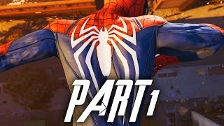 Spider-Man PS4 Gameplay Walkthrough Part 1 - INTRO (Full Game) Marvel's Spider Man
