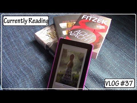 Weekly Currently Reading VLOG #37 || 4 beendete Bücher - läuft!