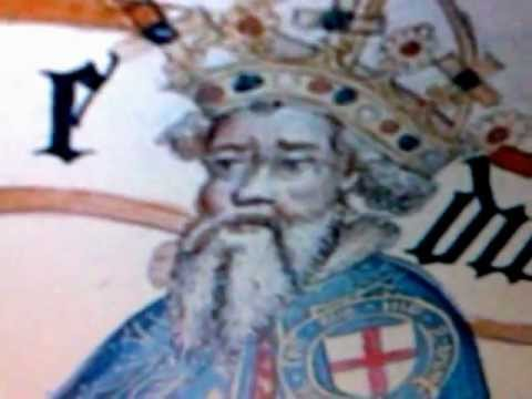 BLACK (ISRAEL) BRITISH NOBILITY: King Edward III & Ancient Ethio-Hebrew Order of the Garter